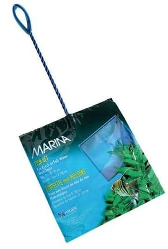 Marina Fish Net - Blue 20cm